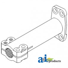 John Deere 2555 Hydraulic System