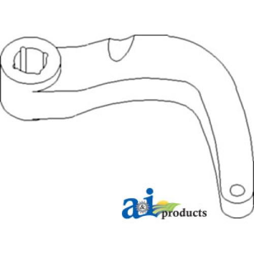 John Deere 1530 Tractor Arm, Steering Shaft (Manual