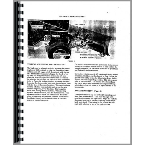 The Pasquali tractor manuals are available here Garden tractor