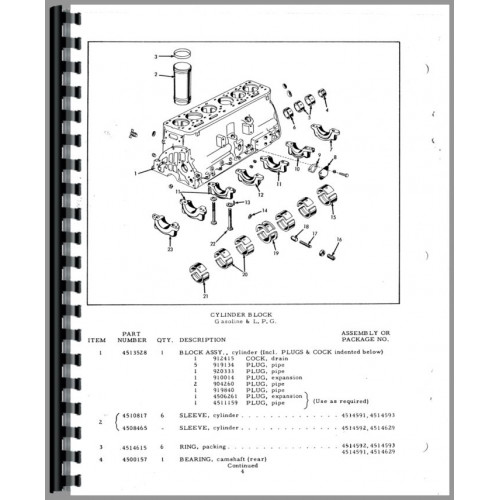 12v Wiring Diagram For Allis Chalmers B. Farmall M Wiring