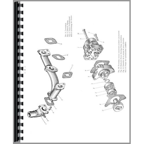 Belarus MT3-82J1 Tractor Parts Manual