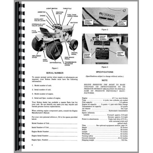 Husky Lawn Tractor Manual