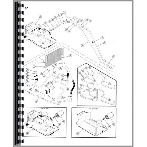 Case 1030 Tractor Parts Manual