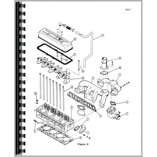 Case 310E Crawler Service Manual
