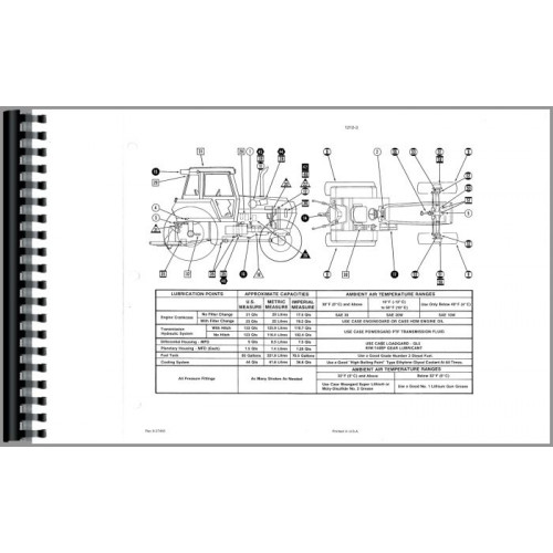 Case 3394 Tractor Service Manual