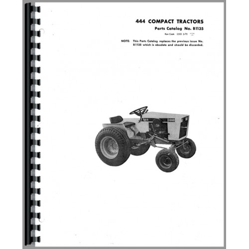 Case 444 Wiring Diagram | Wiring Diagram Dc Case Tractor Wiring Diagrams on