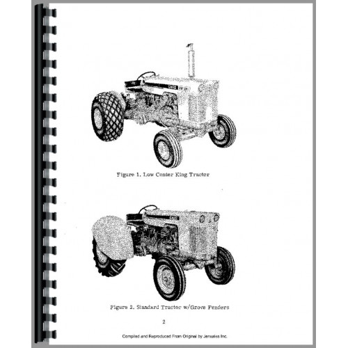 Case 435 Tractor Operators Manual (All SN#) (Agricultural)