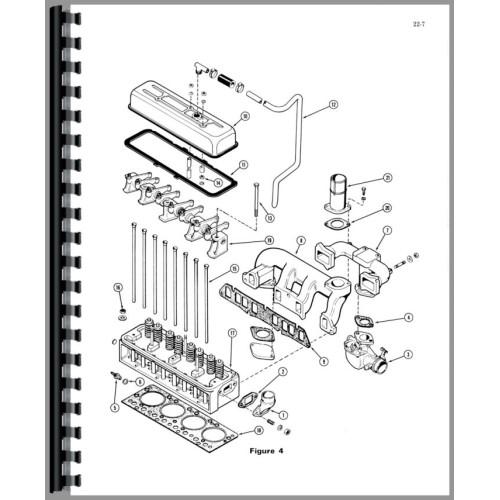 Case D188 Engine Service Manual