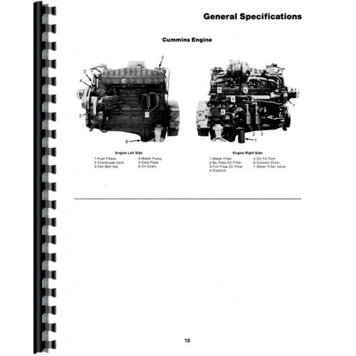 Case-IH 9170 Tractor Operators Manual