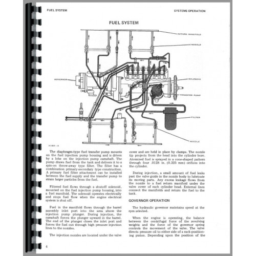 Caterpillar 3160 Engine Service Manual (SN# 98M1 and Up)