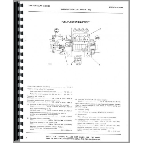 Caterpillar 930 Wheel Loader Service Manual (SN# 41J and