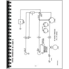 Deutz Emr2 Wiring Diagram Dc Trop Ddnss De Allis D6206 Tractor Service Manual Rh Jensales Com Generator