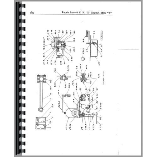 Fairbanks Morse ZC Hit & Miss Engine Operators Manual (ZC