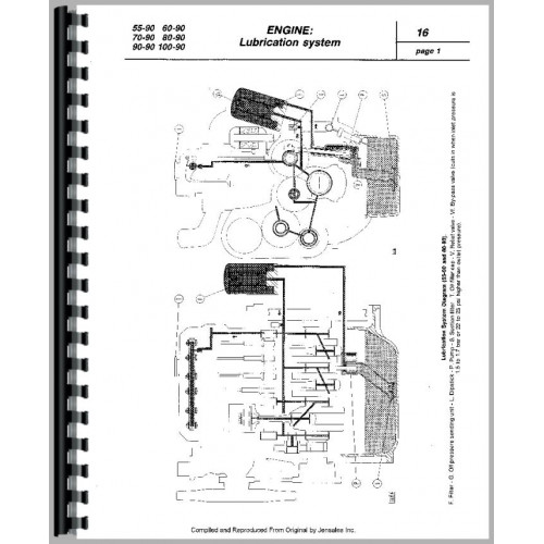Fiat 110-90 Tractor Service Manual