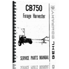 Huge selection of Gehl Parts and Manuals