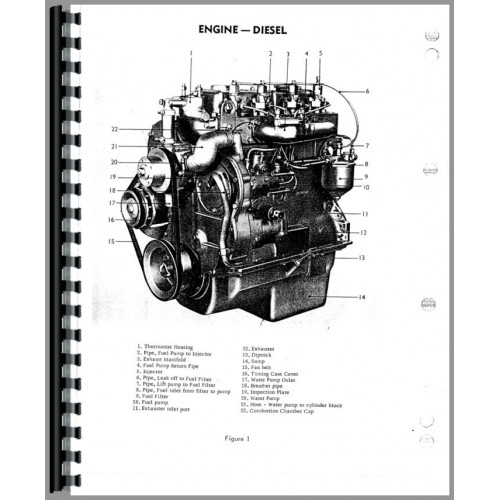 Hyster H60C Forklift Service Manual