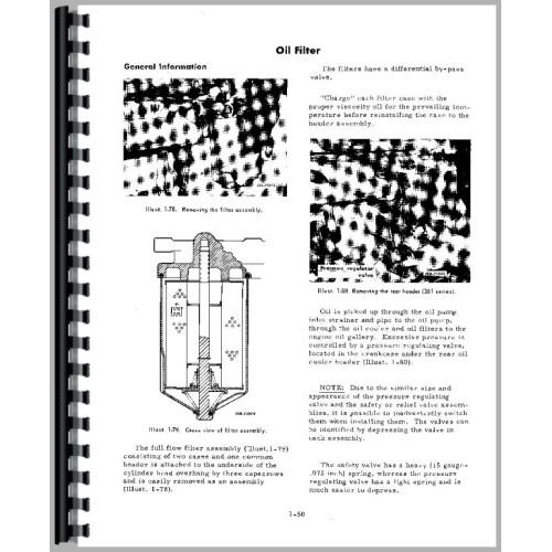 Farmall 806 Tractor Service Manual (1963-1967)