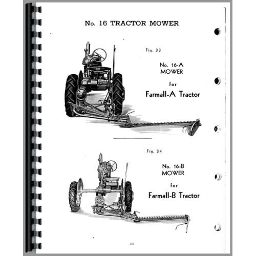 Farmall M Tractor Service Manual