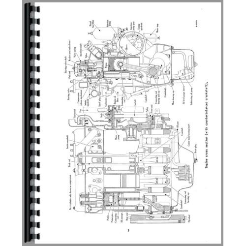 International Harvester TD9 Crawler Operators Manual (SN