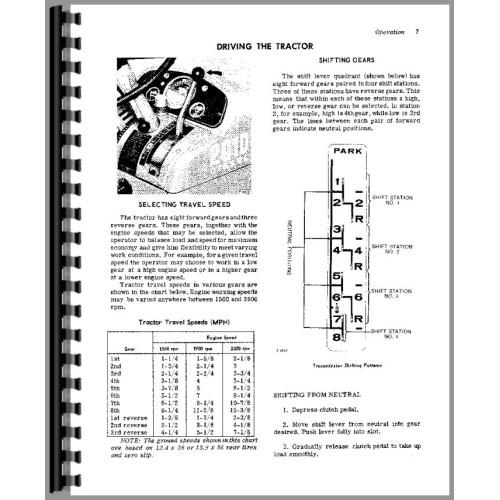 John Deere 2010 Tractor 29001+ Operators Manual