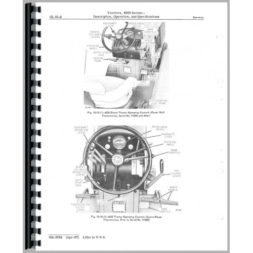 John Deere 6-404 Engine Service Manual