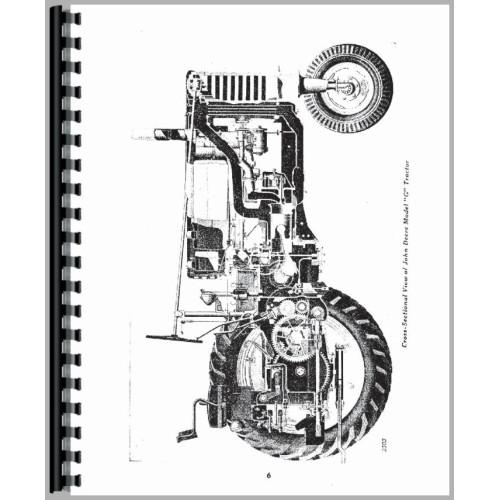 John Deere G Tractor Operators Manual (SN# 13000 and Up)