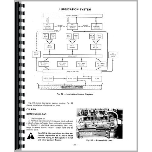 Massey Ferguson 245 Tractor Service Manual