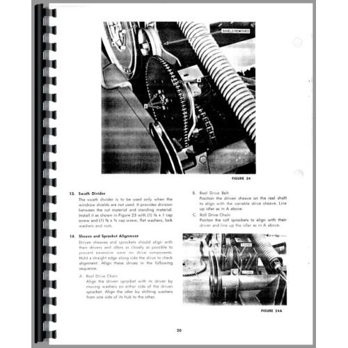 New Holland 461 Haybine Operators Manual