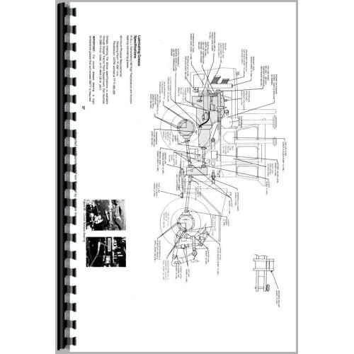 Steiger Cougar III Tractor Operators Manual