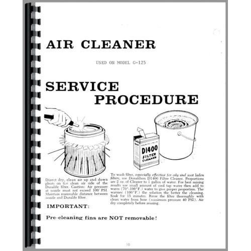 Versatile D145 Tractor Service Manual