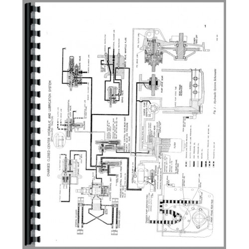 White 4-210 Tractor Service Manual