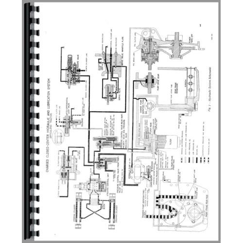 White 4-210 Tractor Service Manual