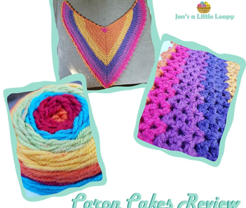 Caron Cakes Review: Is This The Best New Yarn Ever?