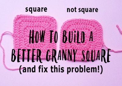 How to build a better granny square
