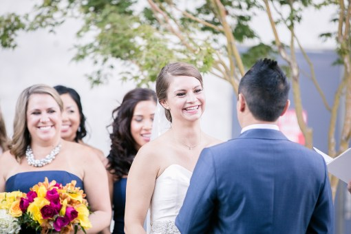 Union Station Tacoma Wedding || Photo: Genesa Richards Photography ||Vows