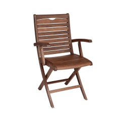 Banquet Chairs With Arms Iron Kitchen Topaz Folding Chair Lower Wider Seat Jensen