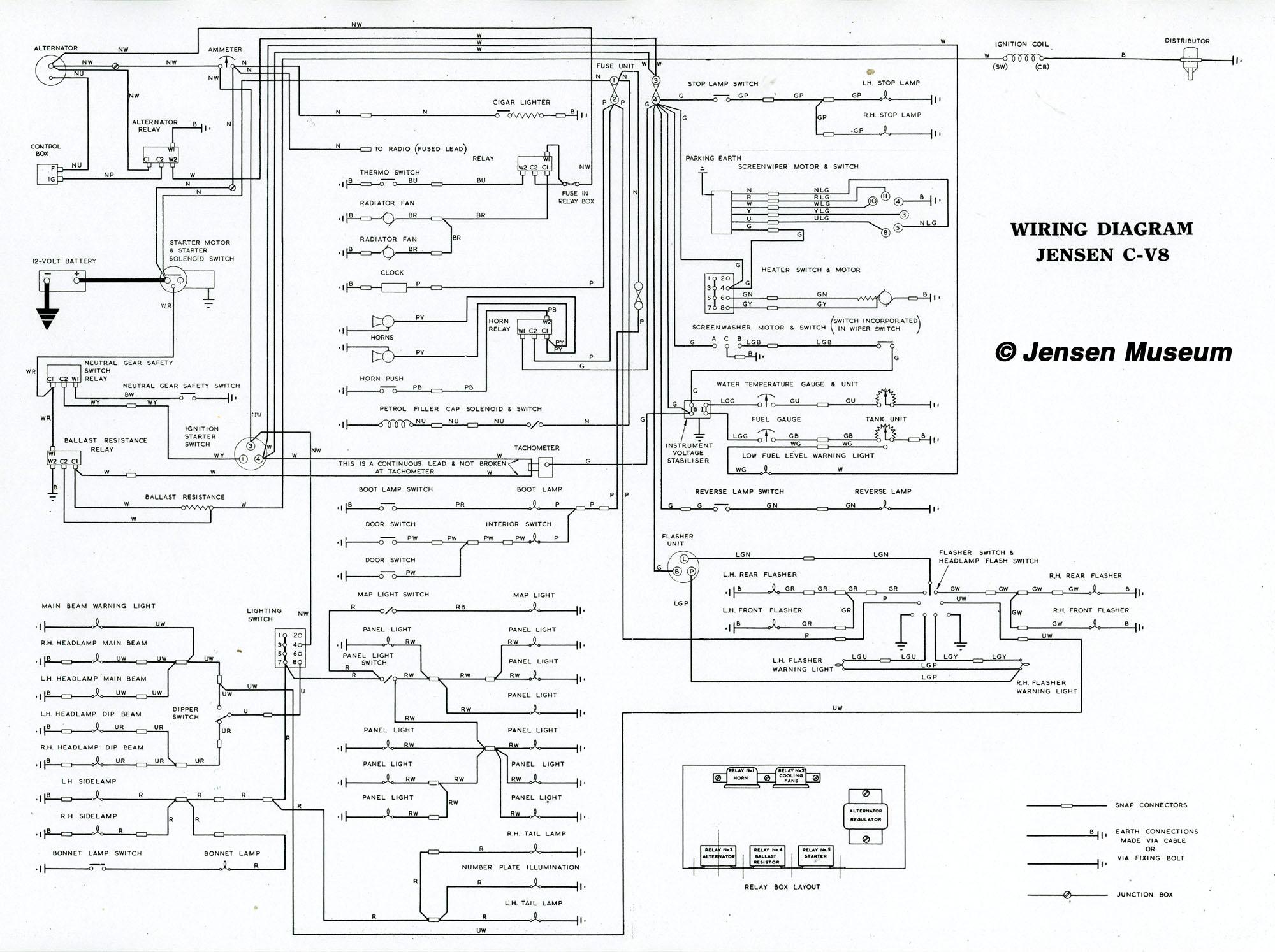 jensen vm9424 wiring diagram