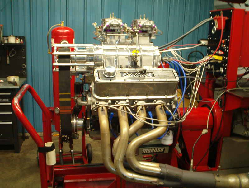Drag Racing Engine Packages