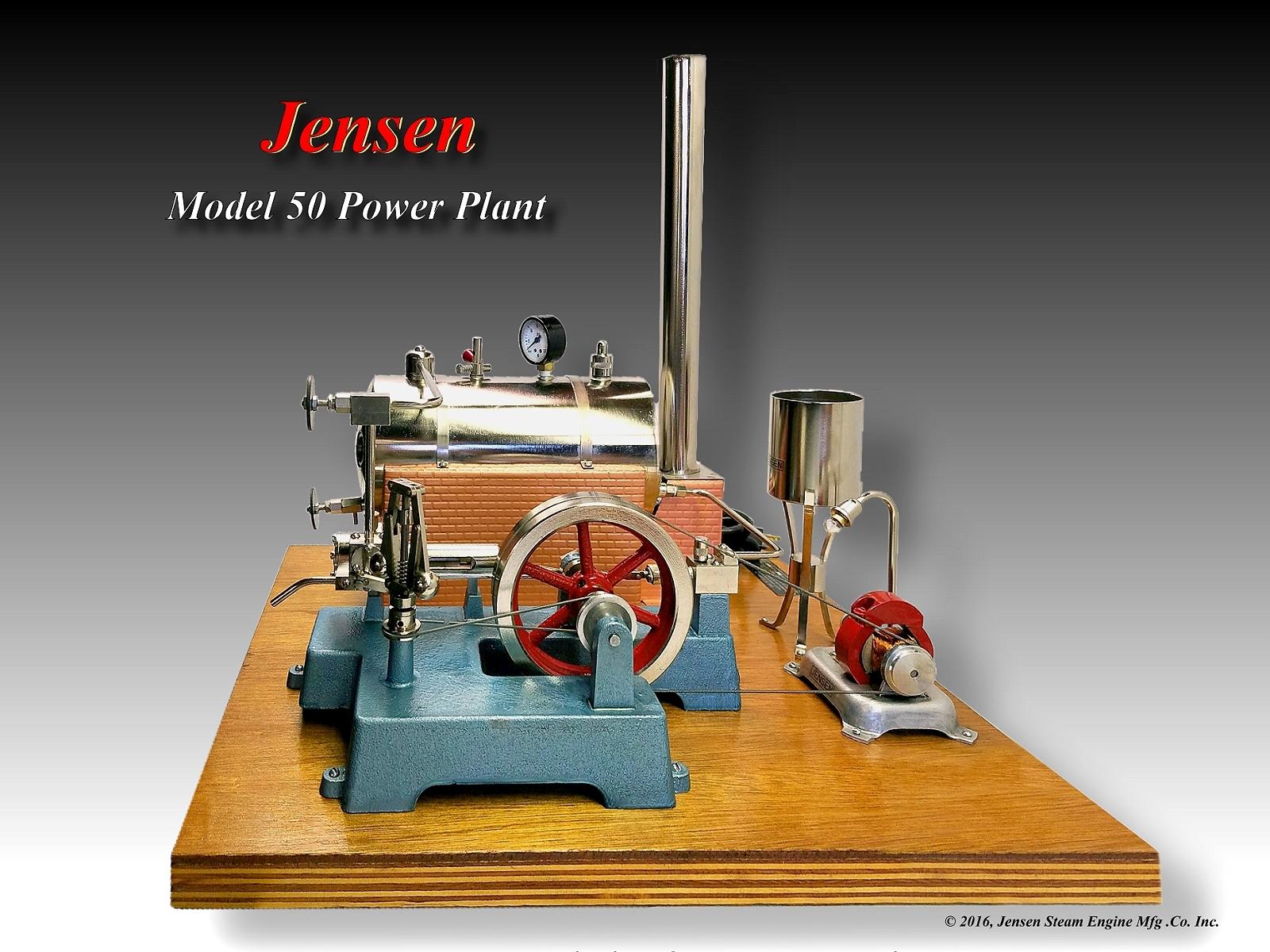 Jensen Machine Company