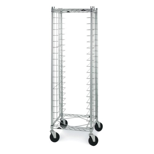 Metro RE3 End-Load Wire Tray Rack with 3