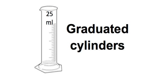 organize science equipment label