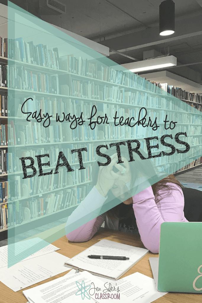 beat stress www.jensiler.com