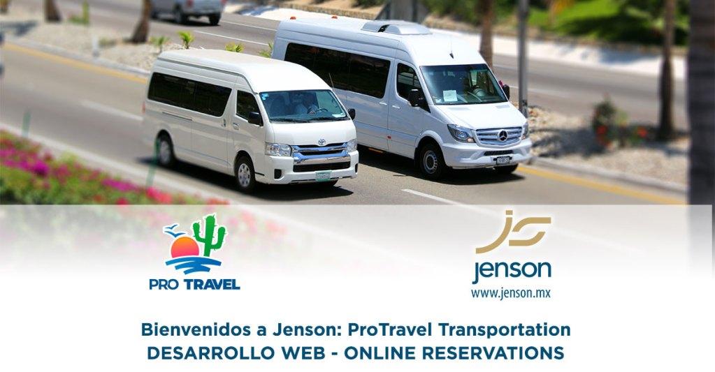 Cabo Pro Travel & Jenson