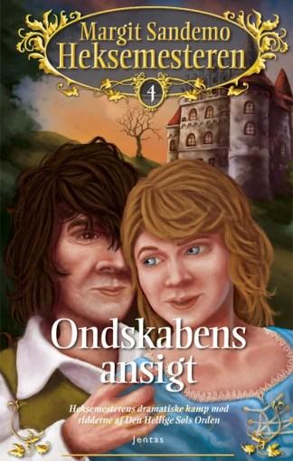 Heksemesteren 04 - Ondskabens ansigt omslagsbillede