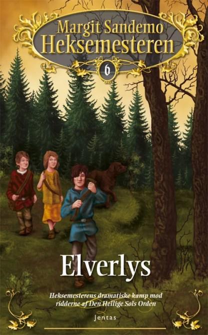 Heksemesteren 06 – Elverlys omslagsbillede
