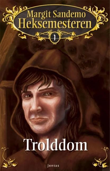 Heksemesteren 01 - Trolddom - CD omslagsbillede