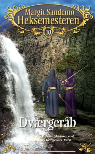 Heksemesteren 10 - Dværgeråb - CD omslagsbillede