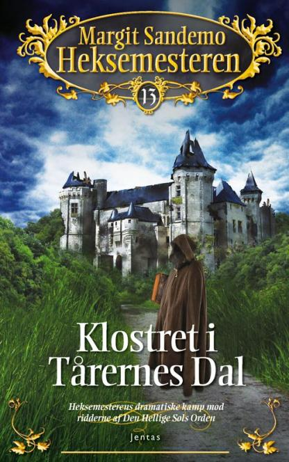 Heksemesteren 13 - Klostret i Tårernes dal omslagsbillede