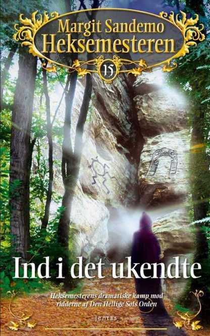 Heksemesteren 15 - Ind i det ukendte - MP3 omslagsbillede