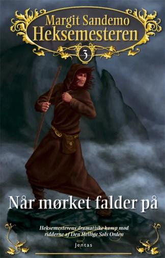 Heksemesteren 03 - Når mørket falder på - CD omslagsbillede